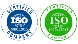 ISO Certified Co.